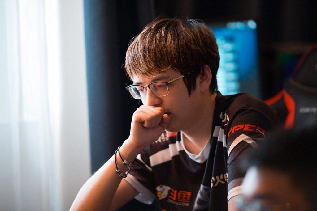 Vici Gaming is looking for their first The International title at TI9 in Shanghai. (Image via Vici Gaming)