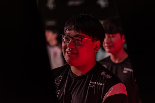 Gen.G have won four series straight in the back half of LCK 2019 Summer. Image via Riot Korea.
