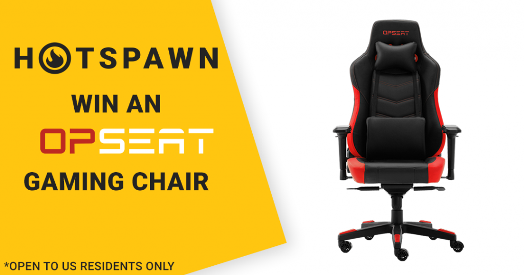 OPSeat Master Gaming Chair Giveaway