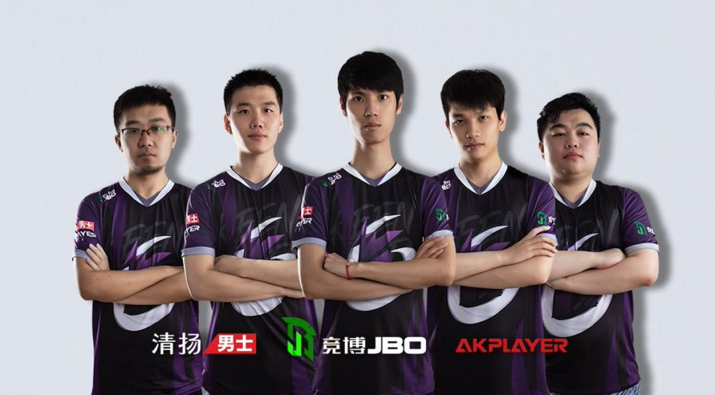 Keen Gaming qualified for The International 2019 in twelfth place in the Dota 2 Pro Circuit. (Image via Keen Gaming)