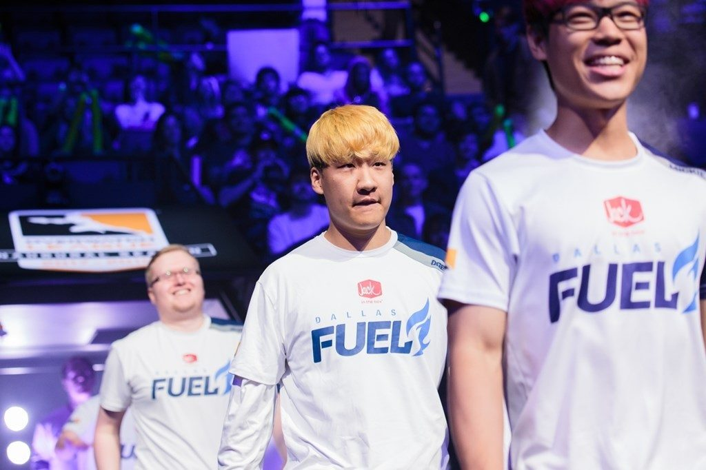 OGE and Mickie of the Dallas Fuel talked with Hotspawn about preparing for Stage 4. (Image via Blizzard Entertainment)