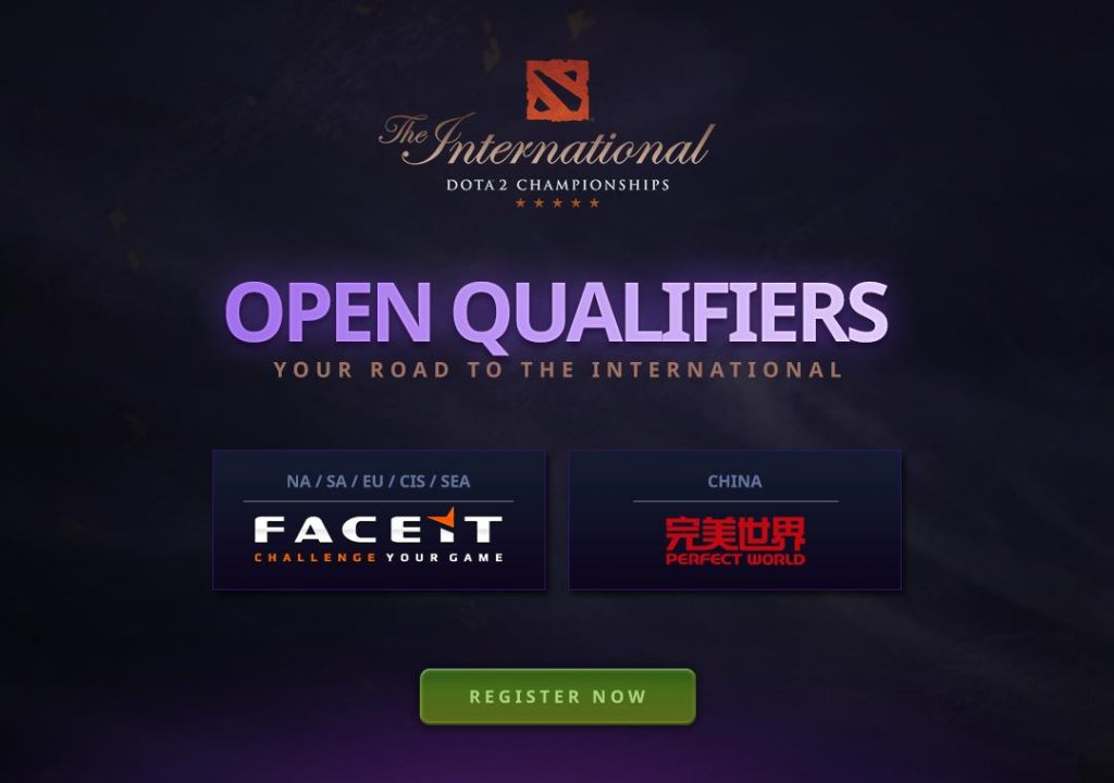 The first Open Qualifiers for The International 2019 are complete, with one more set to go. (Image via @wykrhm / Twitter)