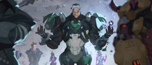 Sigma Unveiled As Next Overwatch Hero