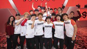 Shanghai Dragons #Breakthrough: An Overwatch League Tale