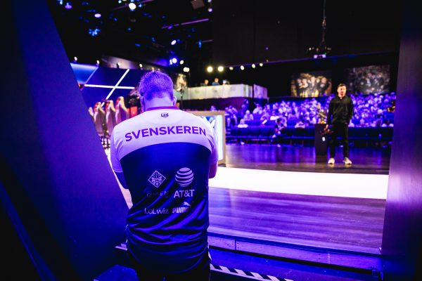 Svenskeren is looking to take Cloud9 back to the international stage in Europe later this year. (Photo by Shannon Cottrell/Riot Games)