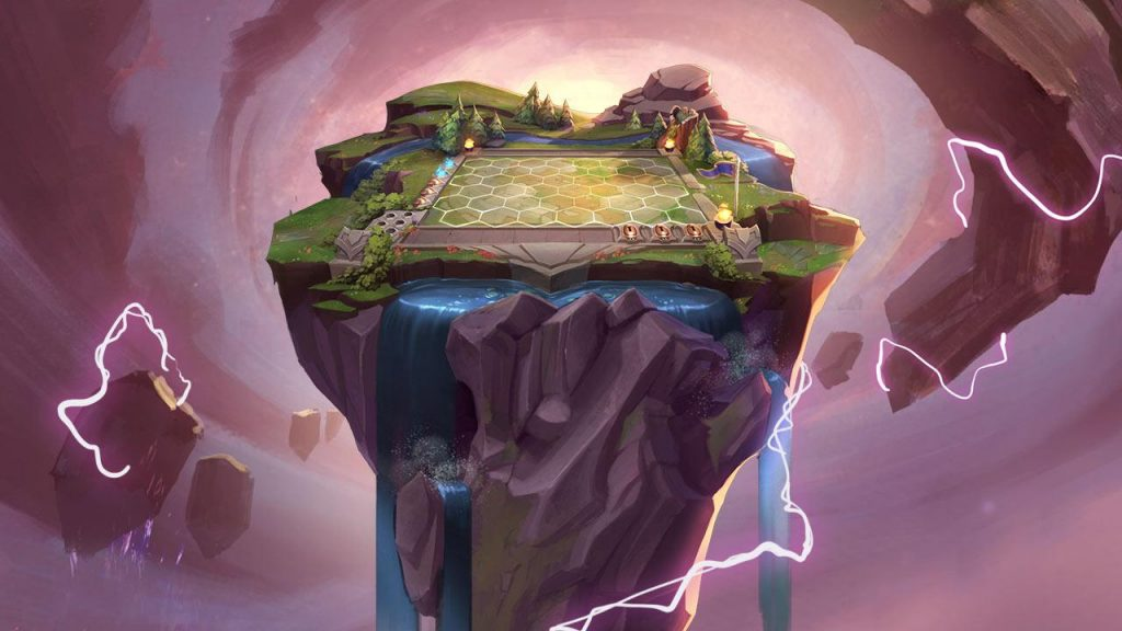 Riot Games' Teamfight Tactics needs some tweaks to make it more new-user-friendly, but it's complexity and balance are appealing. (Image via Riot Games)
