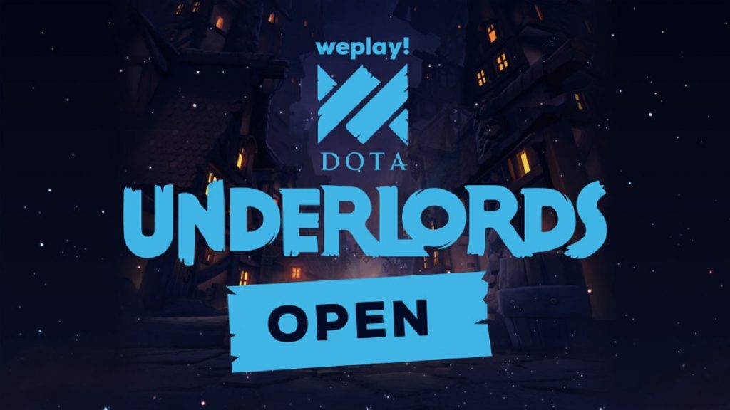 The WePlay! Dota Underlords Open launches July 27-28 for Open Qualifiers, with finals set for August 1-4. (Image via WePlay!)