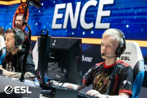 We sat down with ENCE rifler sergej to talk about IEM Chicago and much more (Image courtesy of ESL)