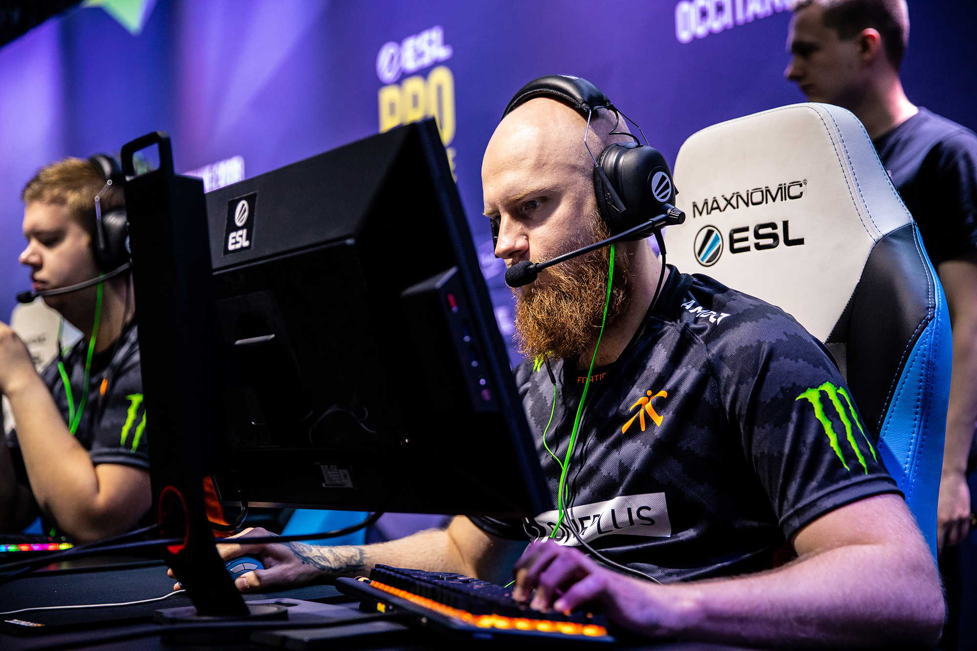 Which Fnatic squad is going to show up to the Berlin Minor? (Photo courtesy of Bart Oerbekke via ESL)