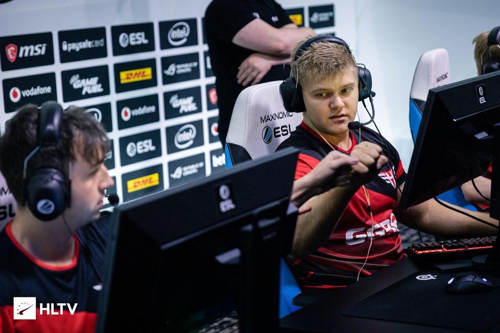 Heroic was the obvious choice to replace forZe after finishing second in the European qualifier for IEM Chicago (Photo courtesy of HLTV)