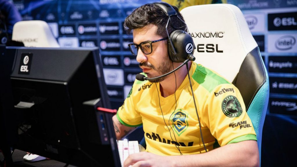 Coldzera had offered to play out the remainder of the season with MIBR.