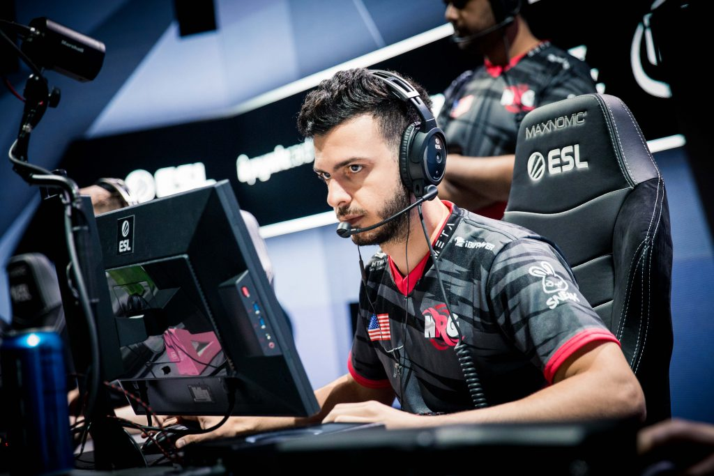 NRG Esports looks to be the heavy favorite to emerge from the Americas Berlin Minor. (Photo courtesy of Helena Kristiansson via ESL)