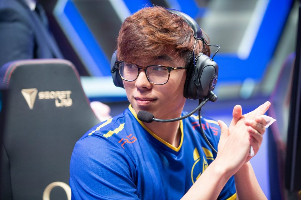 """Matthew """"Deftly"""" Chen has joined Cloud9 after a trade for Yuri """"Keith"""" Jew (Image via Riot Games)"""