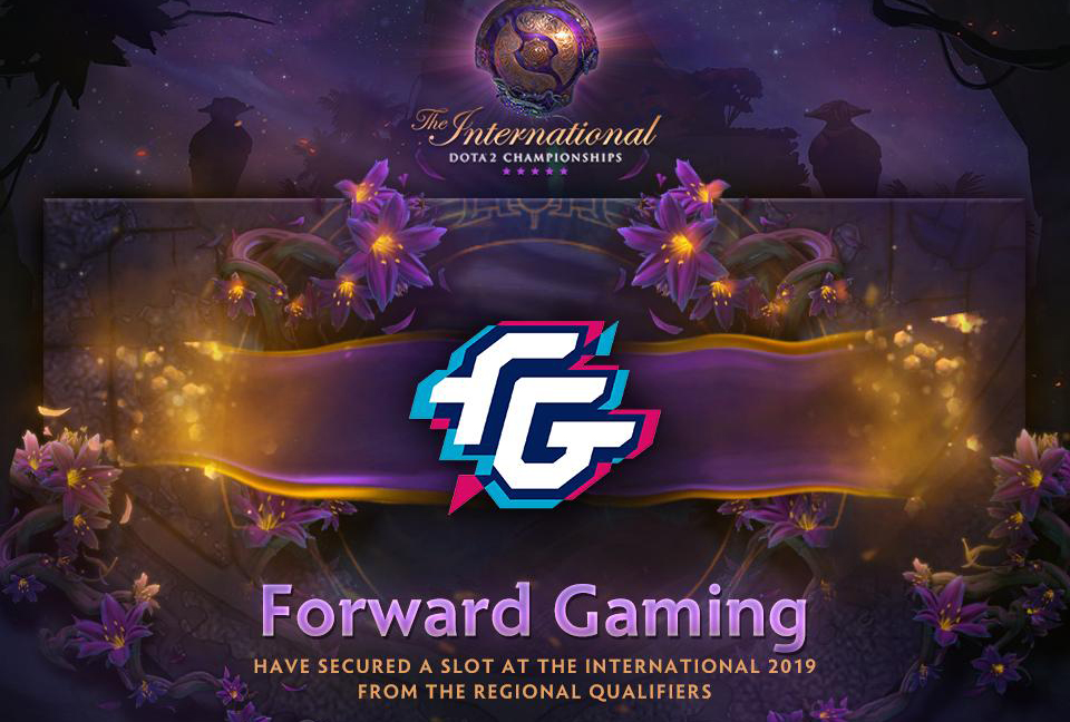 Forward gaming continued their domination of the TI9 NA qualifiers, only dropping a single game.