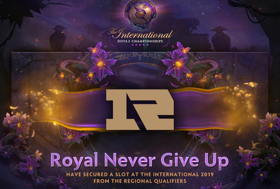 After a grueling five-game final against CDEC Gaming, Royal Never Give Up emerged victorious from the TI9 China qualifier.