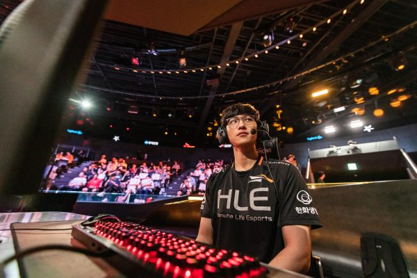 Hanwha Life Esports have looked lost on the Rift in Summer, and are in danger of relegation. Image via Riot Korea.