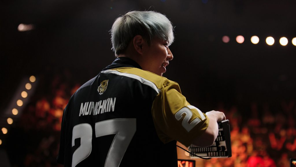 "The Seoul Dynasty have announced that Sang-beom ""Munchkin"" Byeon will not be on the roster during Stage 4."