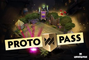 Dota Underlords Gets Its Own Free Battle Pass