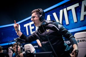 In their last four LAN outings, Team Vitality has appeared in three grand finals but are still in search of a Major (Photo courtesy of Helena Kristiansson via ESL)
