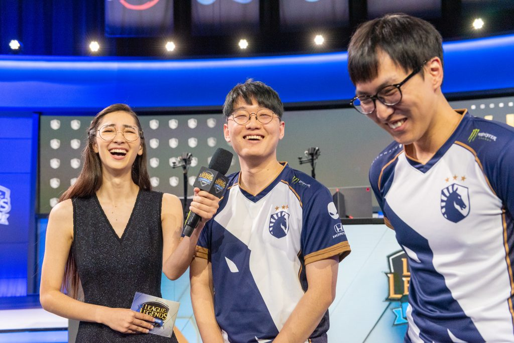 Team Liquid are the favorites to win the LCS Summer Playoff. (Photo by Paul de Leon/Riot Games)