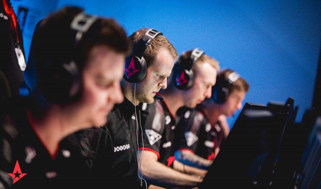 Will Astralis delight fans at the Berlin Major? (Image via Astralis)