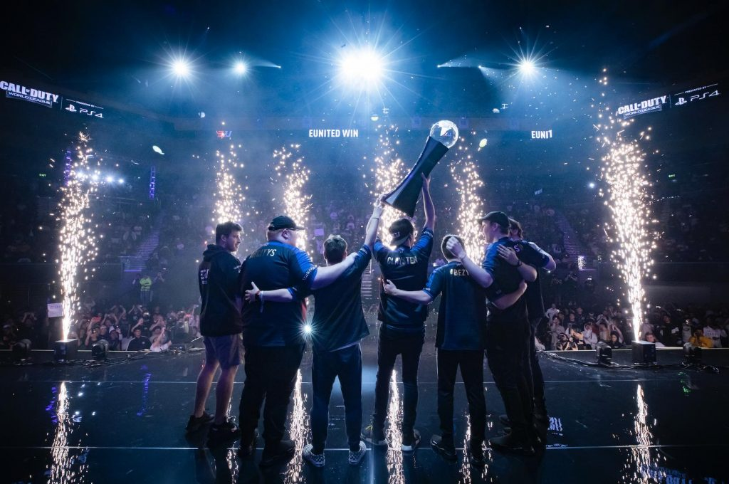 Now that eUnited has won the final Call of Duty World League Championships, attention is turning to the new league and the Call of Duty 2020 season. (Image via Activision Blizzard)