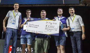 Trelleborg Won Gamescon Farming Simulator League Tournament
