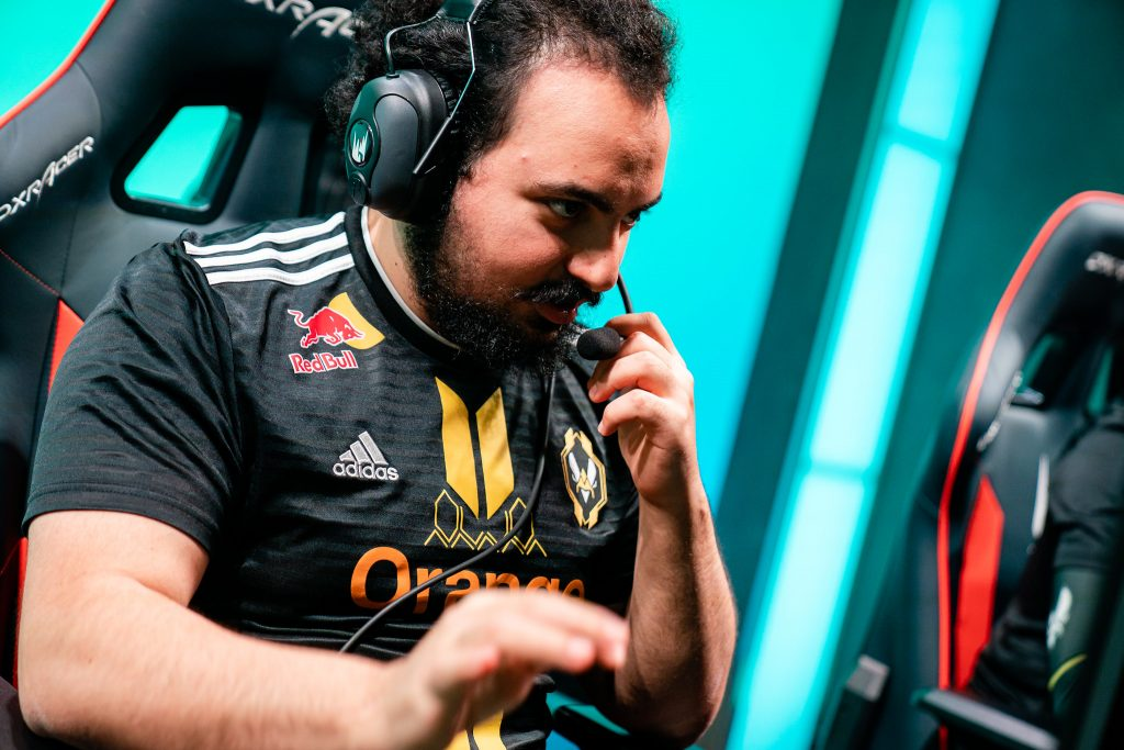 Team Vitality rallied late in the season to push for a top six finish in the LEC. (Image via Riot Games)