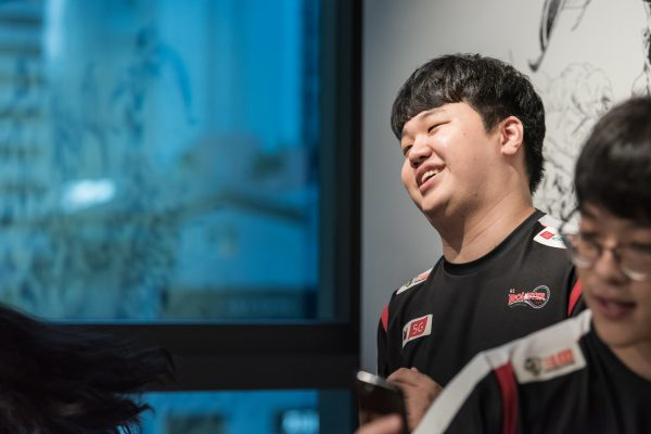 It?s been a hard road back for PraY since his short retirement from the LCK. Image via Riot Korea.