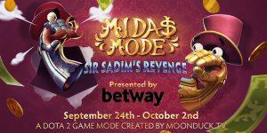 Hotspawn Official Sponsor for Moonduck's Midas Mode 2.0