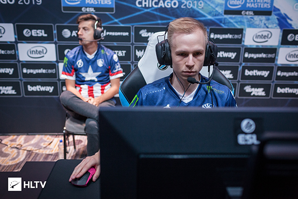 After a run of dominance that we have never seen, EliGE said: ?We?re just getting started.? (Photo courtesy of HLTV)