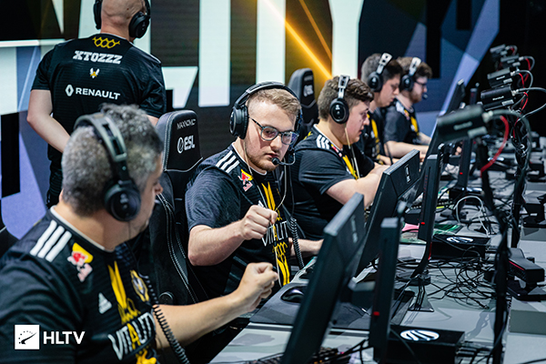 Team Vitality's combination of experience and potential have made them one of the best CS:GO teams in the world (photo courtesy of HLTV)