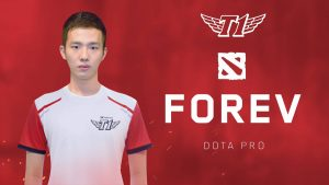 T1 Enters Dota, Announces Forev on Team