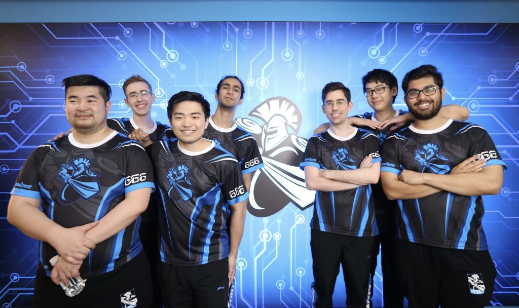Forward Gaming's former roster got a boost in TI9 preparation thanks to their new organization, Newbee.