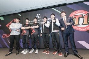 SKT Dominate Griffin to Win LCK Summer Championship