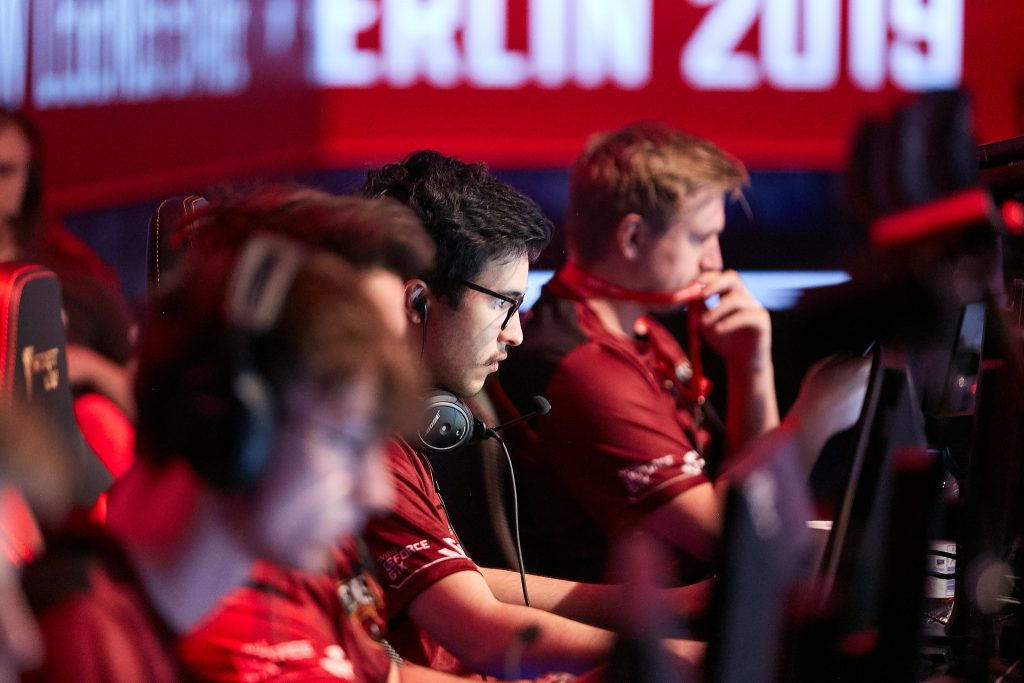 Renegades beat ENCE at the Berlin Major