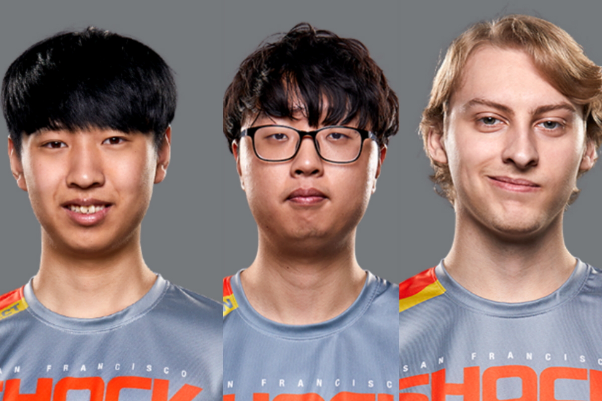 Architect, Choihyobin and Moth will be key for a Shock victory.