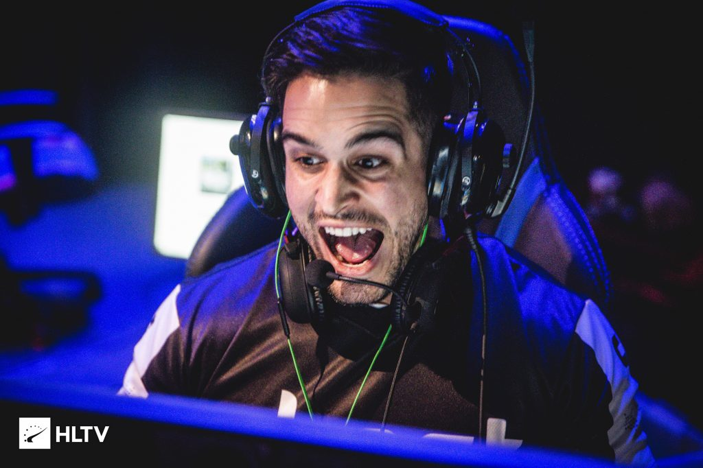 "Ryan ""freakazoid"" Abadir will be joining eUnited after a three-month hiatus (Photo via HLTV)"