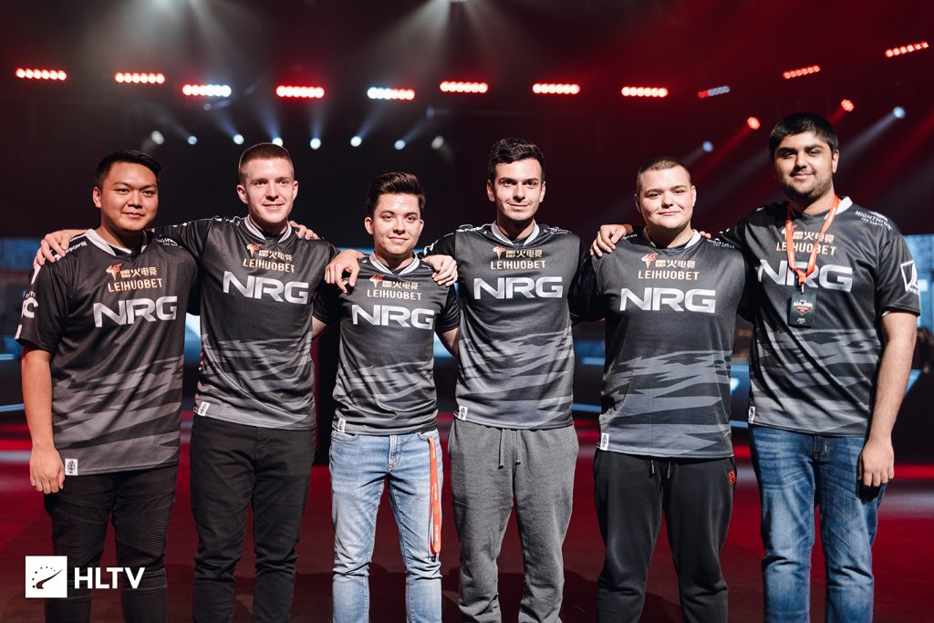 After a lengthy absence, Evil Geniuses has returned to Counter-Strike by acquiring the NRG roster (Photo via HLTV)