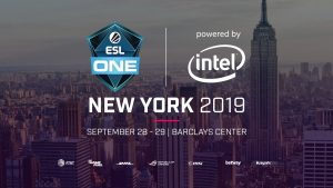 ESL One: New York 2019 Viewing Guide