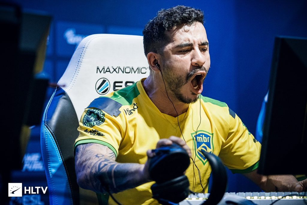 After weeks of speculation, FaZe Clan officially announced the signing of coldzera (Photo via HLTV)