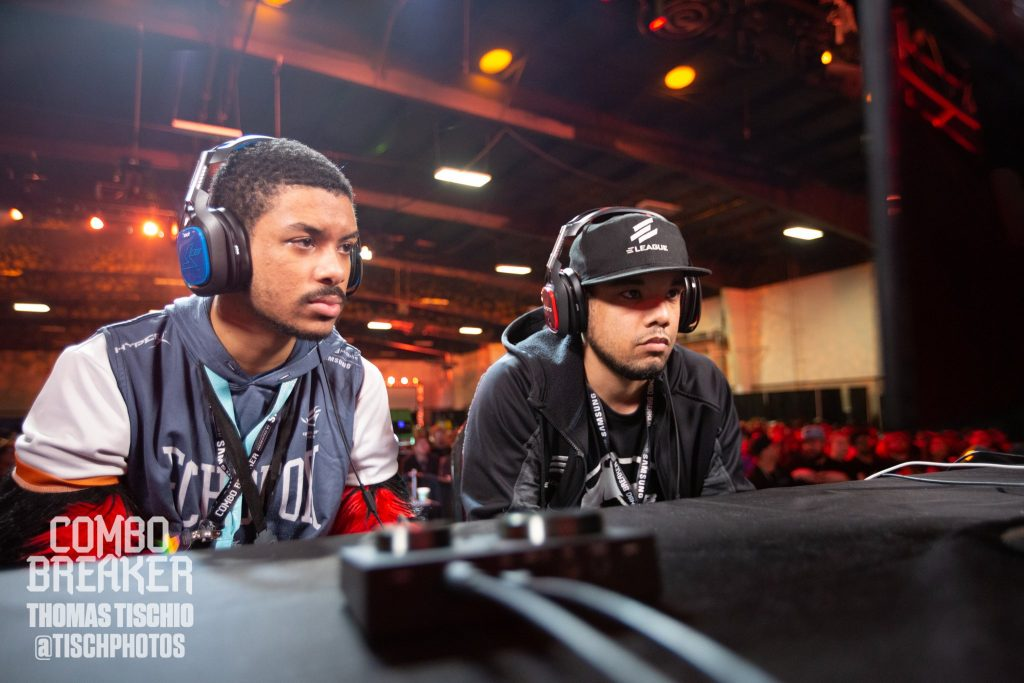 SonicFox looks to continue his run of dominance in Mortal Kombat 11 at Dream Hack Montreal (Photo courtesy of Combo Breaker via Thomas Tischio)