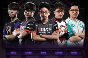 Geek Fam Dota 2 Roster Made Official