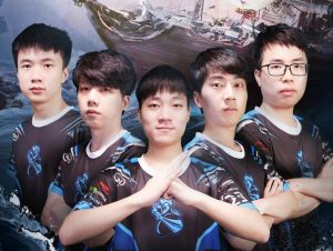 Newbee Announces New Dota 2 Roster: NA No More