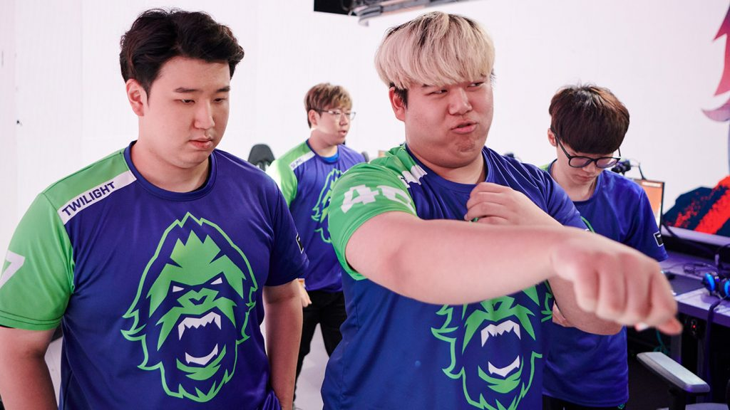 With the Overwatch League 2019 Grand Finals a few days away, we're breaking down the top-five plays of the OWL postseason so far. (Photo via Blizzard Entertainment)