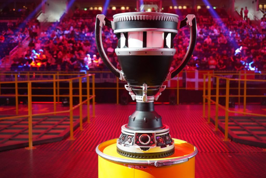 StarLadder Berlin Major 2019 Trophy