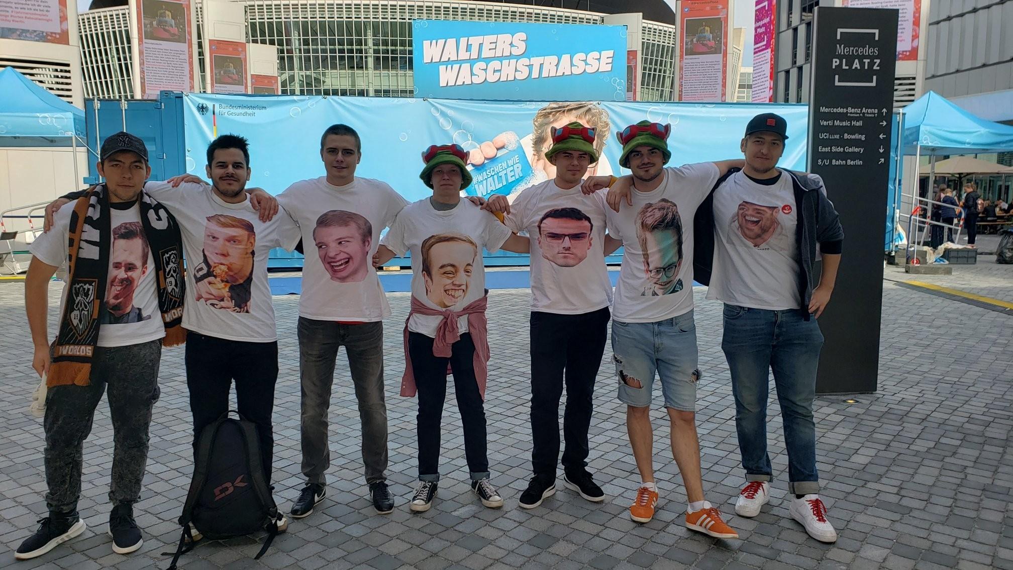 2019 World Championship G2 fans