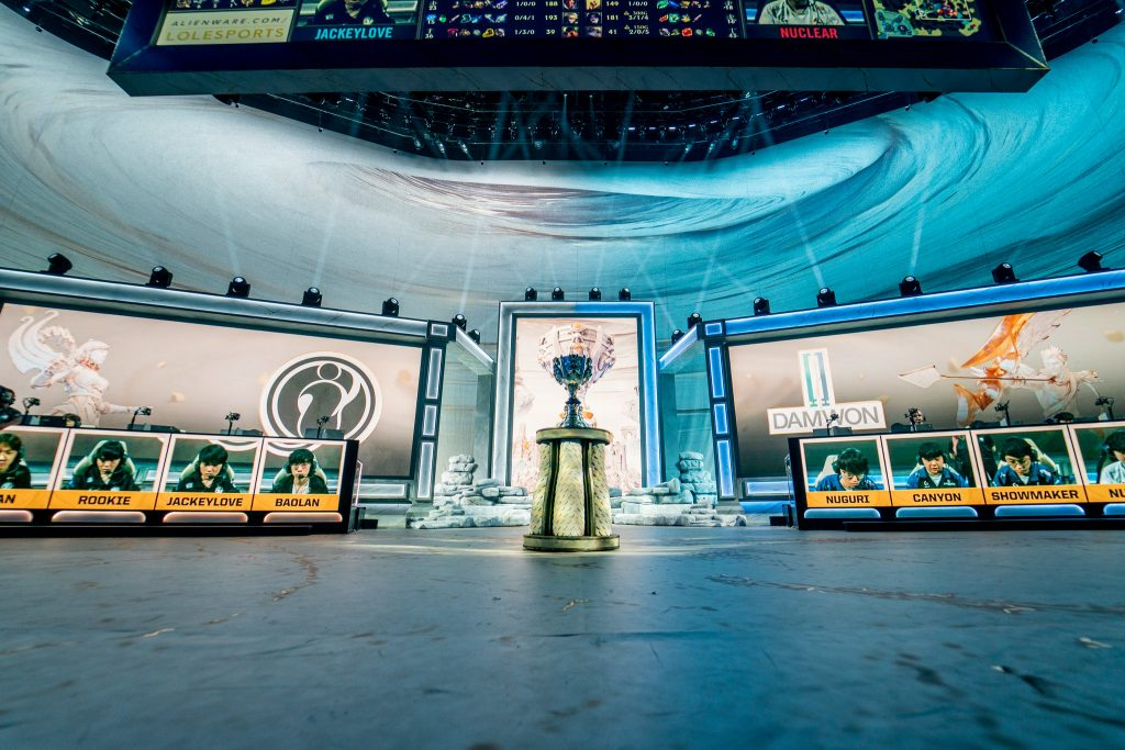 Worlds Group Stage