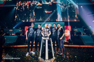 DreamHack Open Rotterdam 2019 Roundup
