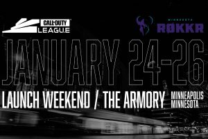 CoD League's Launch Weekend to be in Minnesota